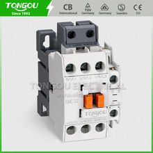 TOC5 GMC 1P 3P AC contactor with Customized Service from TONGOU Factory