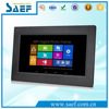 OEM ethernet network/ wifi/3G/SD card touch screen advertising tablet 10.1 inch android 4.4 operating system
