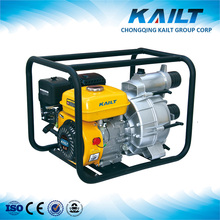 Cheap price 7hp high volume gasoline high pressure sewage pump