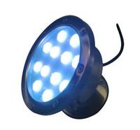 36W Black Color LED Underwater Swimming Pool Lighting