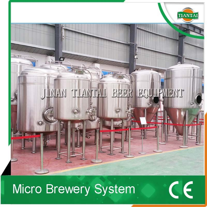 keg/bottle beer manufacturing machine, micro brewery system for sale