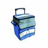 Wholesale custom cooler bag on wheels for can/wine,high quality cooler bag for picnic
