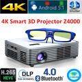 Luxcine 4K Smart WiFi 3D Video Projector Z4000 / Beamer / Proyector / Pojektor