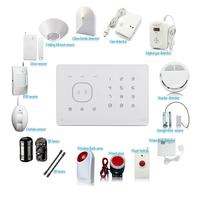 Personal Usage self monitoring wireless alarm system