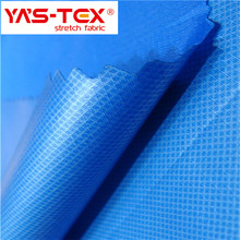outdoor waterproof bonding polyester spandex taffeta outdoor jacket fabric,