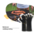 welding cowsplit double layer leather work gloves anti bite protective gloves