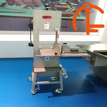Bone Cutting Machine Saw Blade for Halal Cattle Slaughtering Line