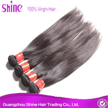 Soft and natural 100% virgin combodian straight hair