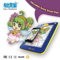 Drawing Smart Pad ,Can drawing ,Coloring,embedded touch screen computer, Drawing toys for kids,kid toys