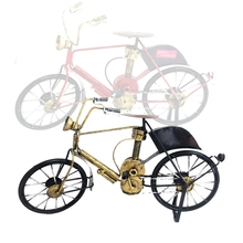 hot sales factory direct sale metal vintage bicycle table decoration