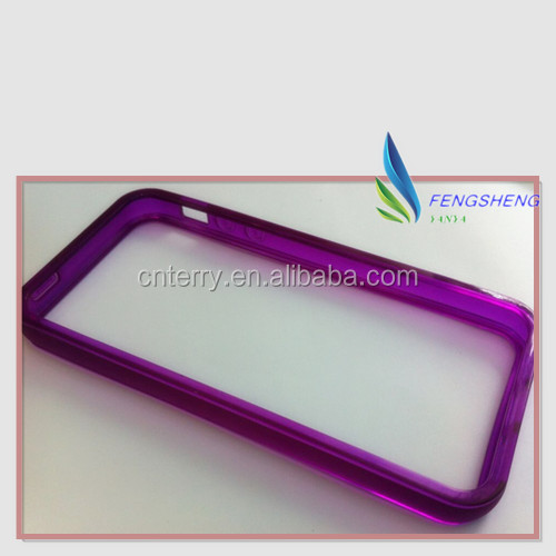 mobile phone bumpers for iPhone 4,5