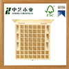 Trade assurance natural wood high quality for essential oil storage box