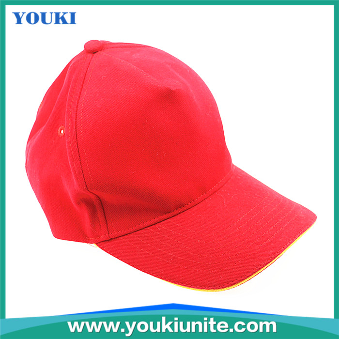high quality adjustable baseball sports hat caps