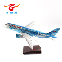 Wholesale Best Selling Model Airplane Polyresin