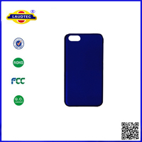 2014 Wholesale Skin Rubber PC Hard Hybrid Case for iphone 5s 5C laudtec