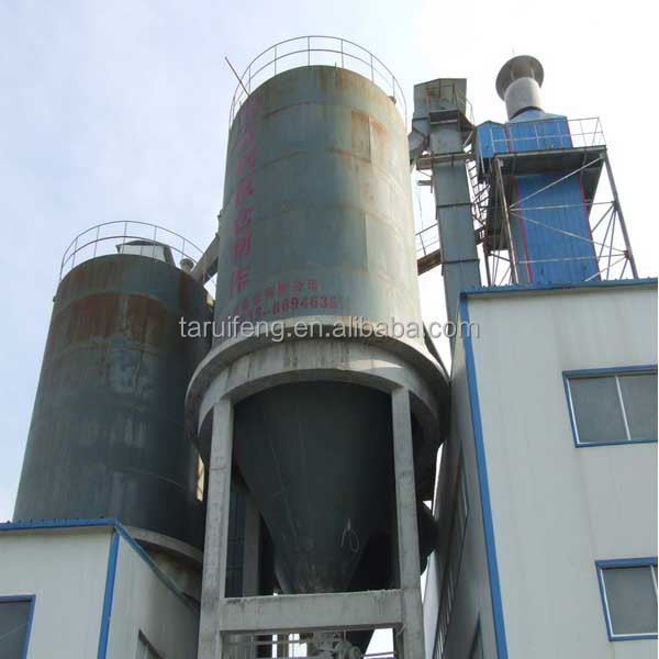 natural gypsum powder/plaster of paris making machine/plant