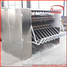 Sheep/goat dehair machine/hair removing machine for sheep goat slaughter equipment in goat slaughter house