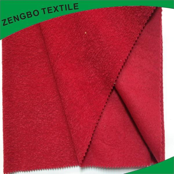 Hot selling polar fleece bonded spandex with high quality