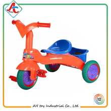 3 wheels ride on toy baby tricycle