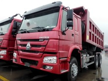China sinotruk howo 6x4 371hp 70Ton off-road mining van-body tipper