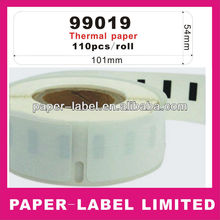 Dymo Labels 99019 sticker label paper sticker printing