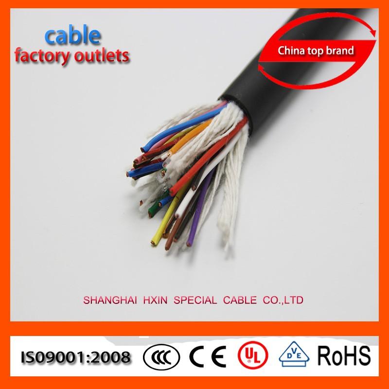 OEM fire resistant twisted pair cable