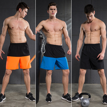 Wholesale Men's GYM Short Pants Sports Running Short Leggings Workout Shorts