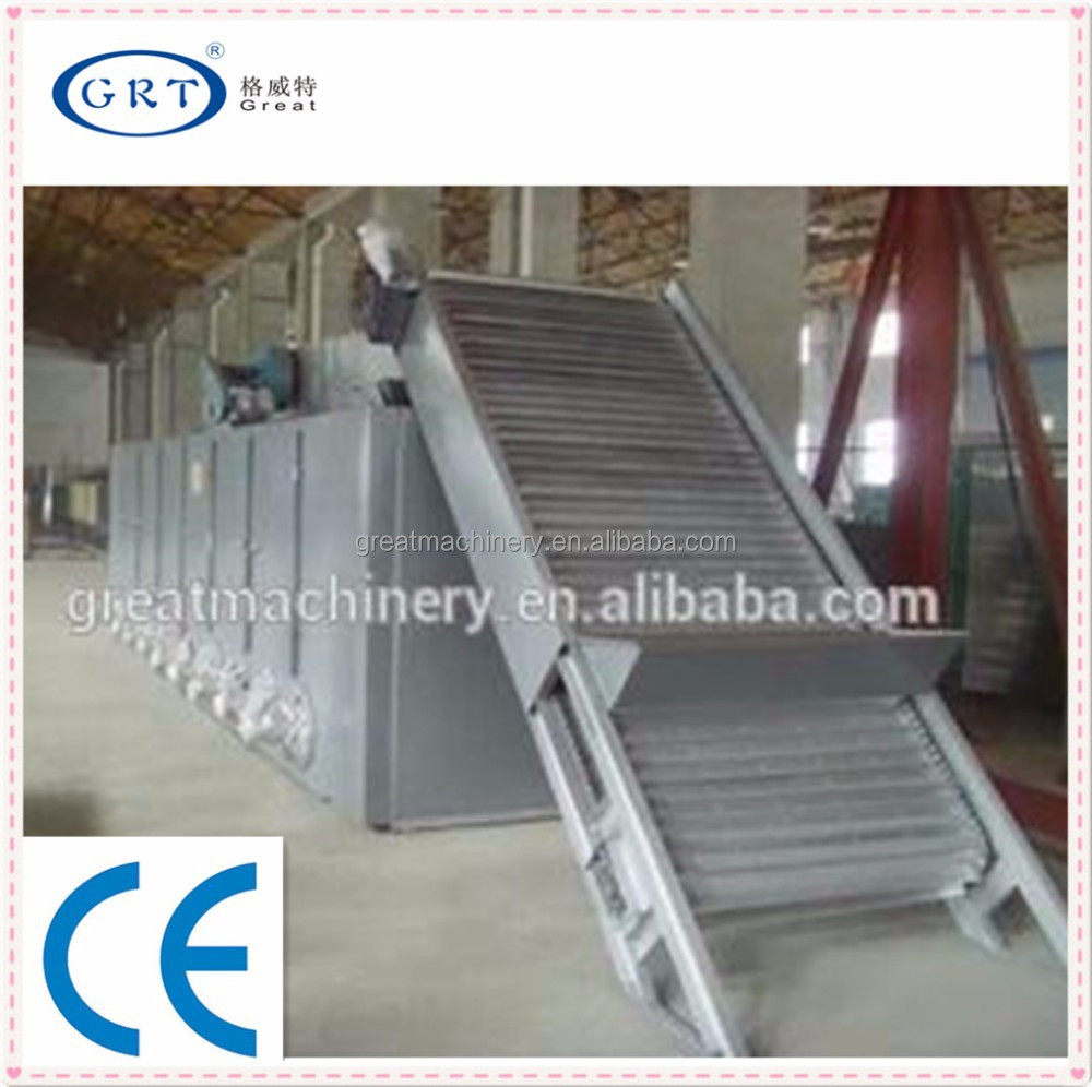 CE industrial Cress - Mustard belt hot air dryer /drying machine/drying equipment on price