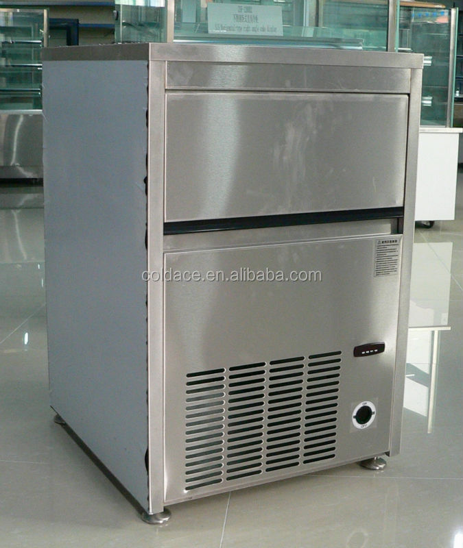 commercial cube machine