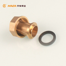 hot product the best price brass fitting gas meter connector