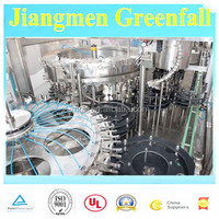 Purifier Water Filling Machine Carbonated Water Filling Machine (DCGF) Contact Supplier Leave a message