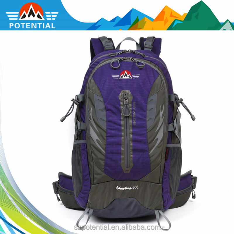 high quality outdoor sports bag strong laptop backpack