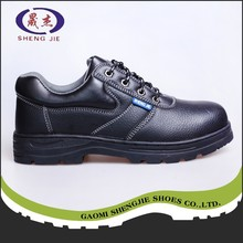 New design fashion industrial rubber outsole safety shoes