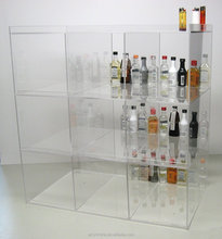 Factory sale of Commercial Display for Mini Sampler 50ml Liquor Shot