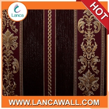 2017 New PVC Vinyl Discount Wall Wallpaper Company with Low Price