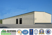 hot sale light weight steel structure construction building house