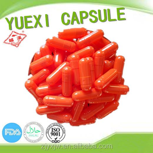 Empty soft gel capsules
