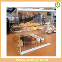 Elegant Design Acrylic Cupcake Display Case