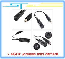 2014 newest 2.4GHz wireless mini FPV camera tiny camera built-in Mic Hidden Cam for Drone RC helicopter quadcopter Drop toy gift