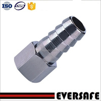 STRAIGHT FEMALE BARB Pneumatic Copper Pipe Fittings