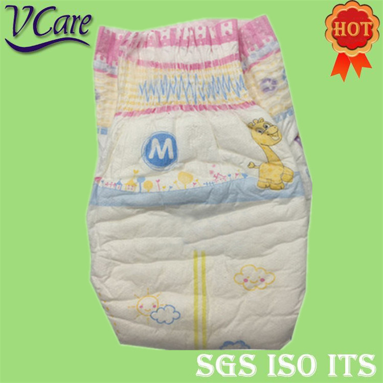 Making Machine Automatic Factory Price Baby Pants Diaper