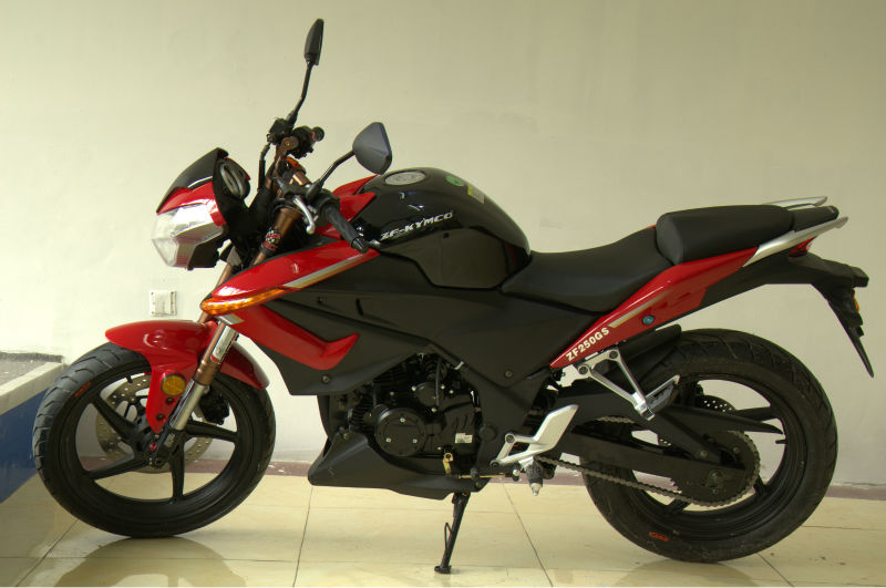 250CC motorcycle Made in China Racing Motorcycle zf250GS