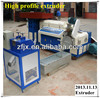 High-profile mother and baby plastic extruder