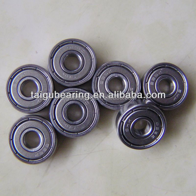 636ZZ NSK Replaceable 608Z Deep Groove Ball Bearing