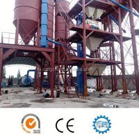 Latest Chinese product MG full automatic construction and building coatings mixer plant export to Malaysia hot sale