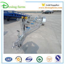 Galvanized rc trucks boat trailer frame for New Zealand and Australia
