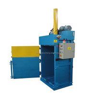 Extremely efficiency waste paper/cardboard compress baler machine