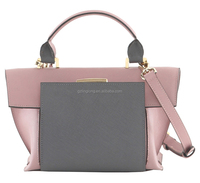 New style genuine leather handbag for lady