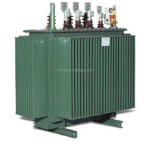 S9 S11 Series Non-excitation Regulating Electrical Distribution Oil Immersed Transformer