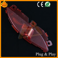 The best selling LED lights plug and play led car door logo laser projector light for car